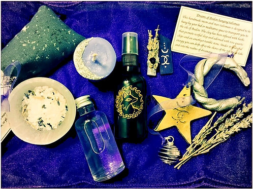 Dreams of Avalon Spell Kit - Peace, Dreams & Healing
