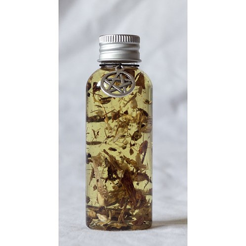 """Hall of Deep Roots"" Protection Spell Oil"