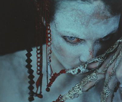 Pagan Poetry - The Morrigan, Silent in the Screaming
