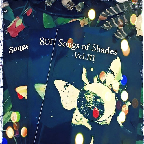 Sacred Trio - All three Songs Of Shades Paperbacks