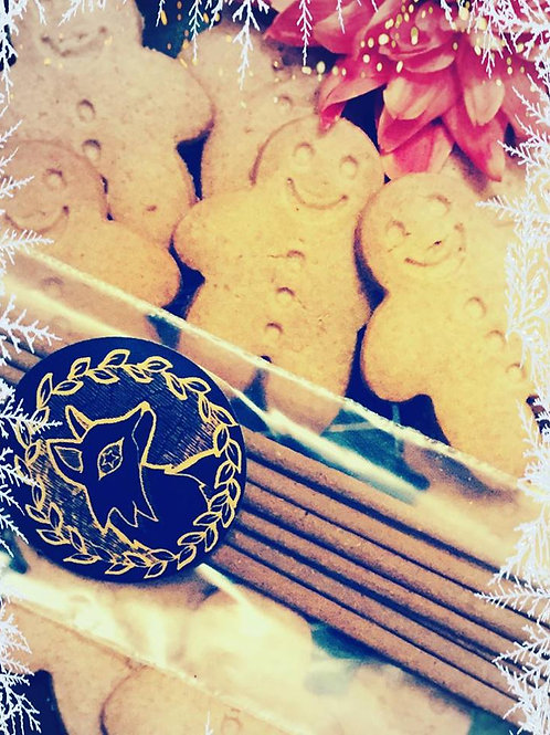 Starry Incense Sticks - Gretel - The Gingerbread Witch!