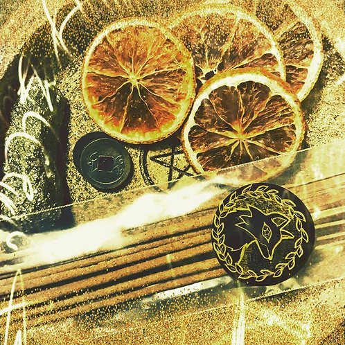 Starry Incense Sticks - Biz Witch, Activate!