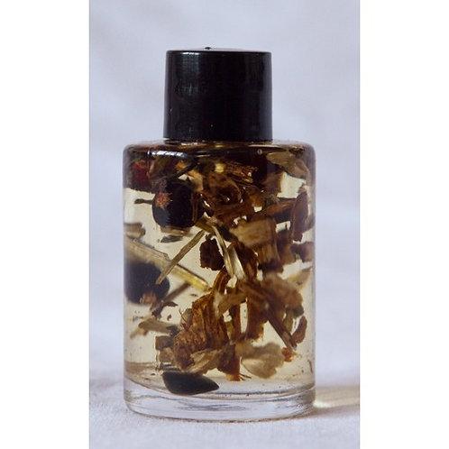 Ogham Spell Oil - Straif Blackthorn