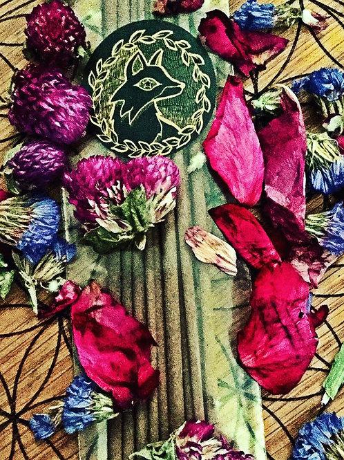 Starry Incense Sticks - 'Love Potion' for Love Spells