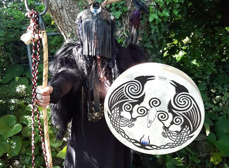 Interview with WytchWyse - The Goddess Morrigan
