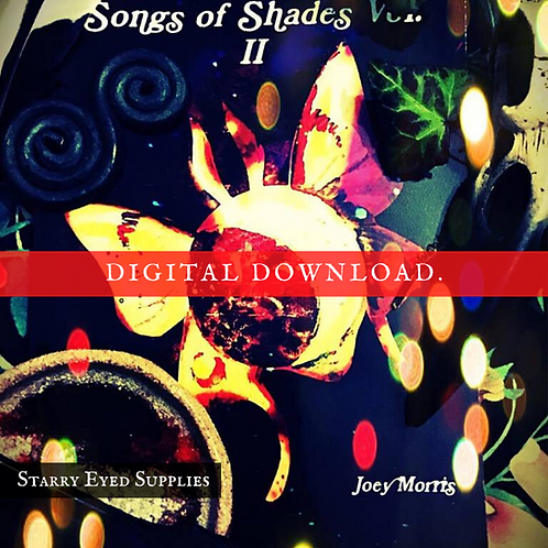 DIGITAL DOWNLOAD: Songs of Shades Vol.2