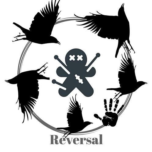 Crow Poppet - Reversing harmful magick