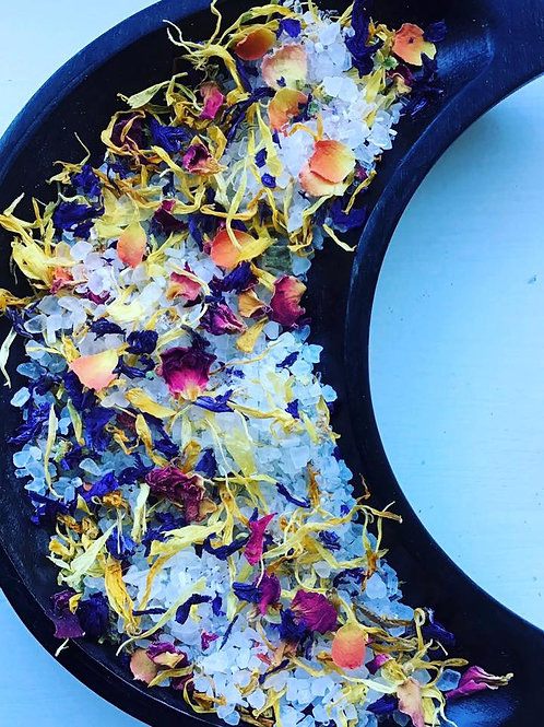 Avalon by Sunset Bathing Blessing Salts
