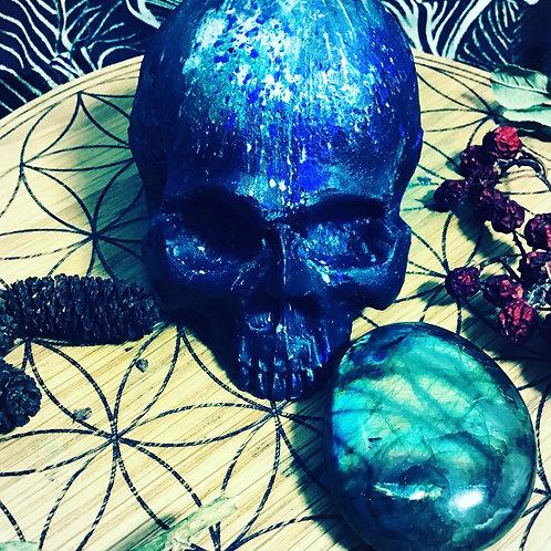 Past Life & Prophecy  Spell Set - Temple of Skulls & Stars