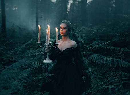 Death of a Wood Witch