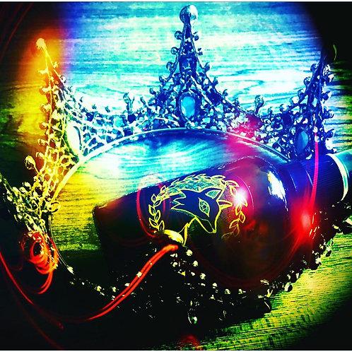 Dark Queen for Personal Sovereignty and Empowerment Aura Spritz Spray