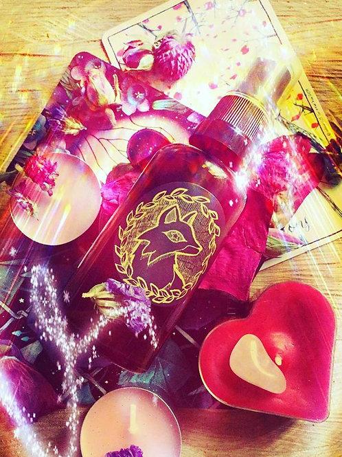 "Starry Witch Spritz Spray - ""Love thyself, Witch!"" - Self Love and Healing"