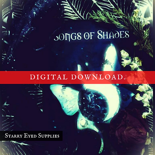 DIGITAL DOWNLOAD: Songs of Shades Vol.1