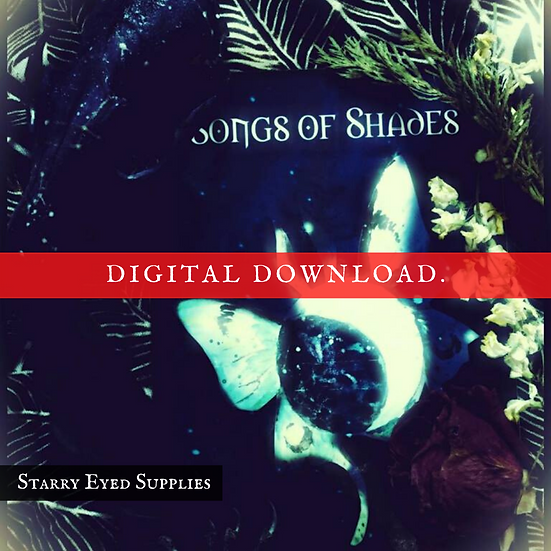 DIGITAL DOWNLOAD: Songs of Shades Vol.1