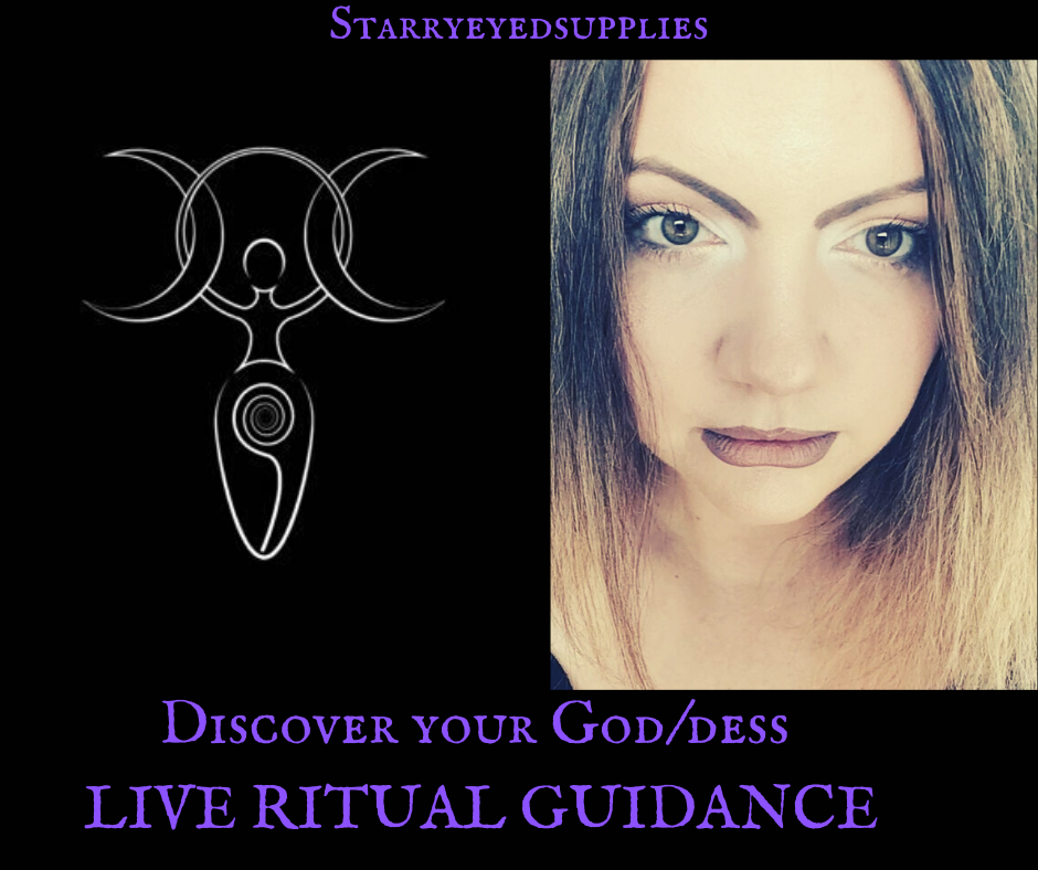God/dess discovery Ritual