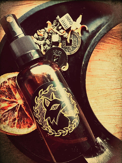 Starry Witch Spritz Spray - Money Magick - Luck of the Blood
