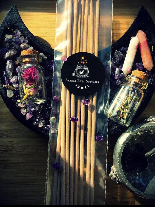 Starry Incense Sticks - The Dark Cauldron of Cerridwen
