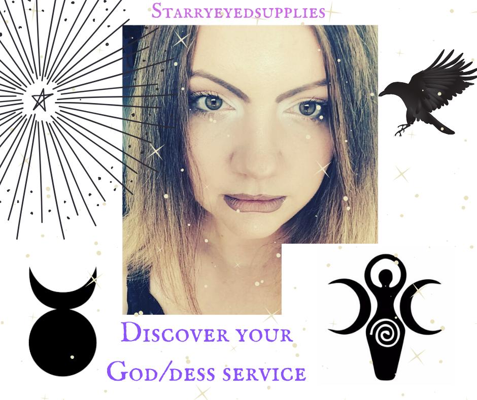 Discover Your God/dess