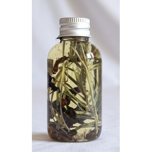 Wolf Witch of Morrigan Spell Oil