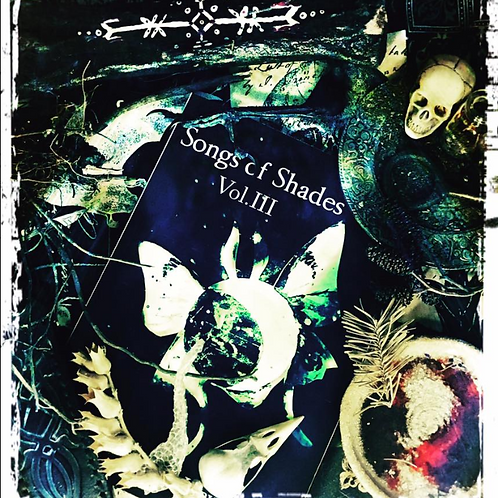 """Paperback - """"Songs of Shades, VOL III - Channeling the Dark Goddess."""""""