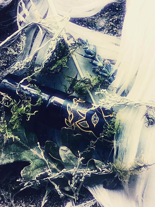 Cleansing Breath of Avalon - Anointing Spell Oil