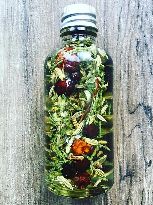 Temple of Baba Yaga Spell Oil