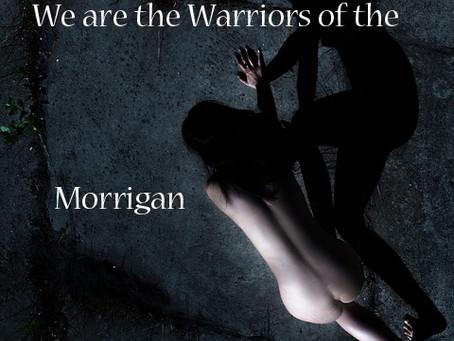 Pagan Poetry - Warriors of the Morrigan