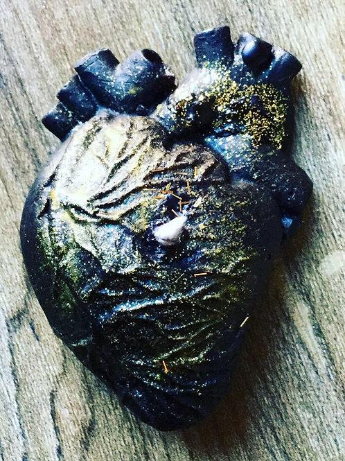 Anatomical Candle - Dark Heart