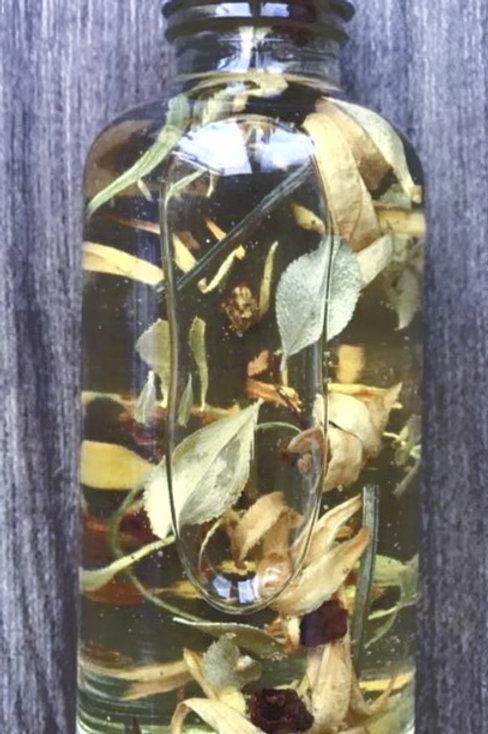 Goddess Kuan Yin Spell Oil