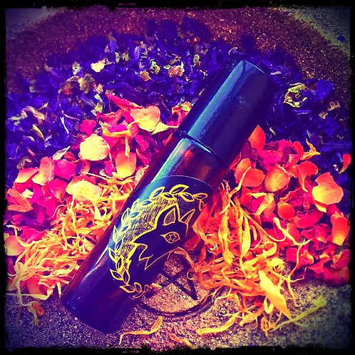 Avalon by Sunset - Anointing Spell Oil
