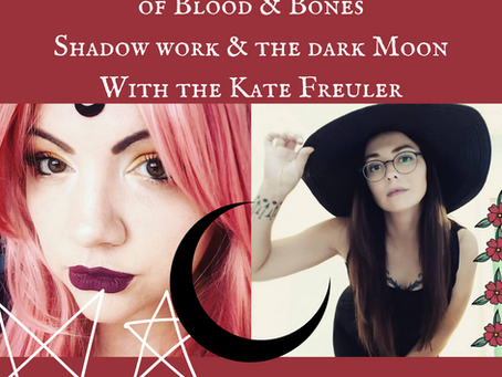 Of Blood and Bone - Interview with Kate Freuler