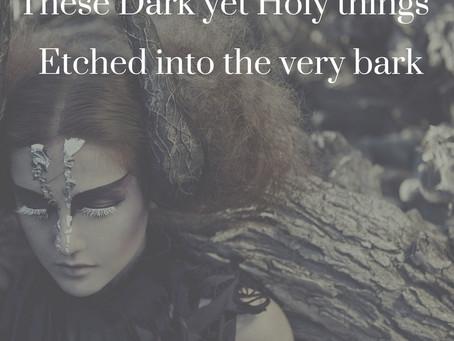 Pagan Poetry - Dark yet Holy things