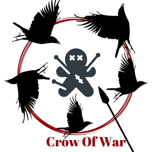Crow Poppet - Crow of War