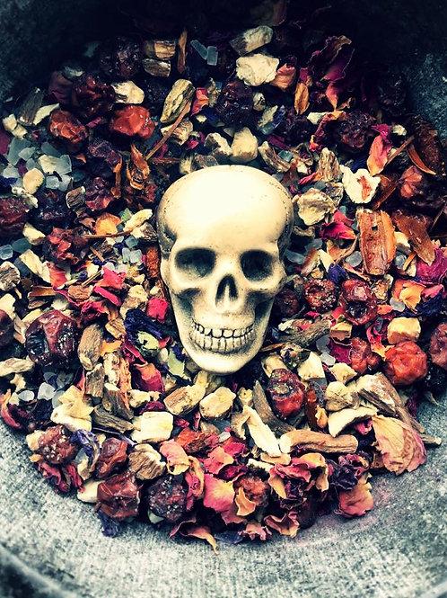"""Spirit Offering Powder - """"For the Forgotten Dead.""""*"""