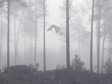 Pagan Poetry - Witch in the Mist