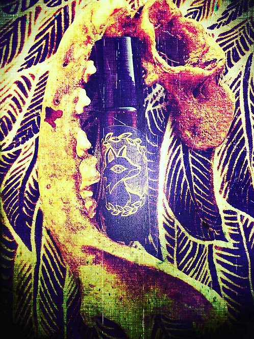 Wild Soul - Temple of Dirt and Bone  Anointing Spell Oil