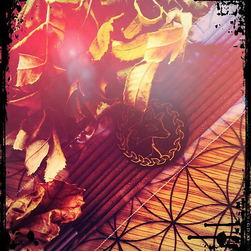 Starry Incense Sticks - Falling Leaves of Avalon