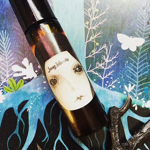 The Crow Priestess - Anointing Perfumed Spell Oil