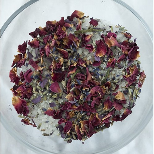 White Witch of Avalon Blessings salts