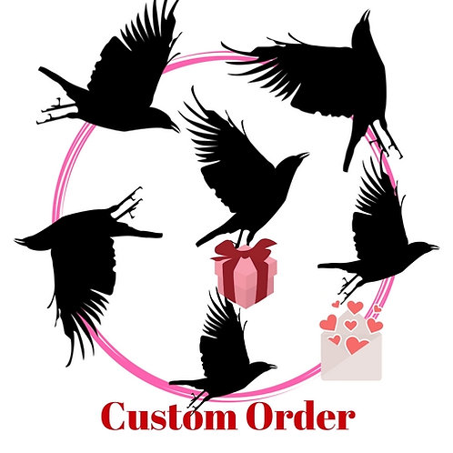 Persephone custom order