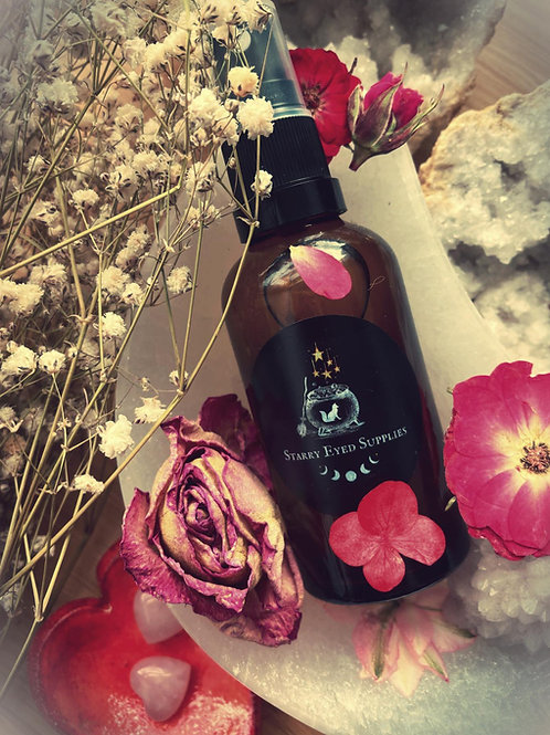 """Starry Witch Spritz Spray - """"Of Heart, Of Hearth"""" ★ Home Blessings"""