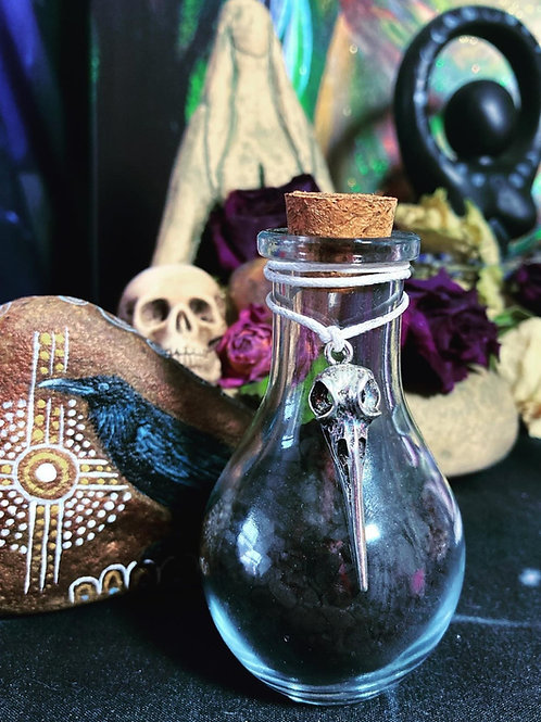 """""""Mama M"""" - Goddess Morrigan Black Salt"""
