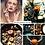 Thumbnail: All Hallows' - Starry Pumpkin Halloween Spell Oil