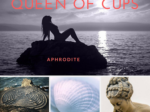 Lessons of Sovereignty - Queen of Cups