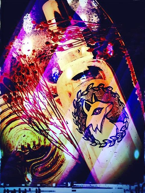 Starry Witch Spritz Spray - Persephones' Garden of Souls