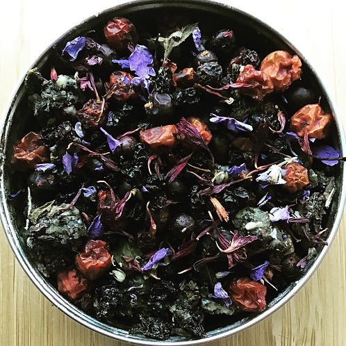 Starry Temple Incense - The Temple of the Crow Priestess