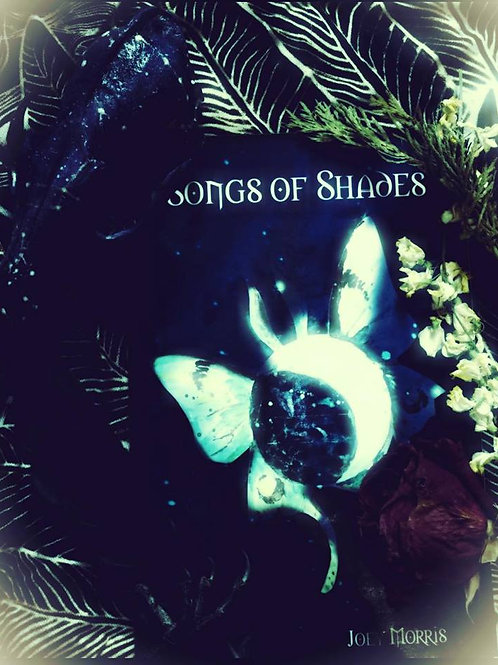 """Paperback - """"Songs of Shades - Channeling the Dark Goddess."""""""