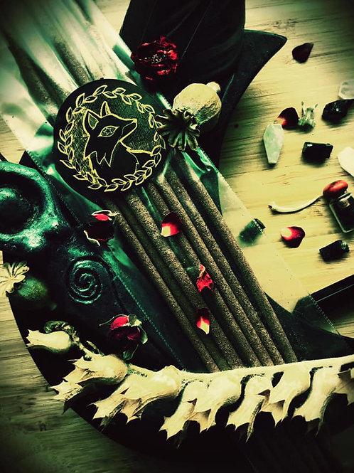 Starry Incense Sticks  - Dark Goddess - Reclaiming Sovereignty & Self Love
