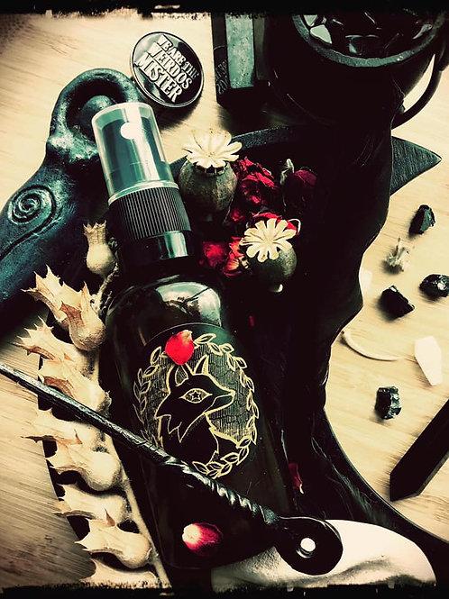 Starry Witch Spritz Spray - Dark Goddess - Reclaiming Sovereignty & Self Love