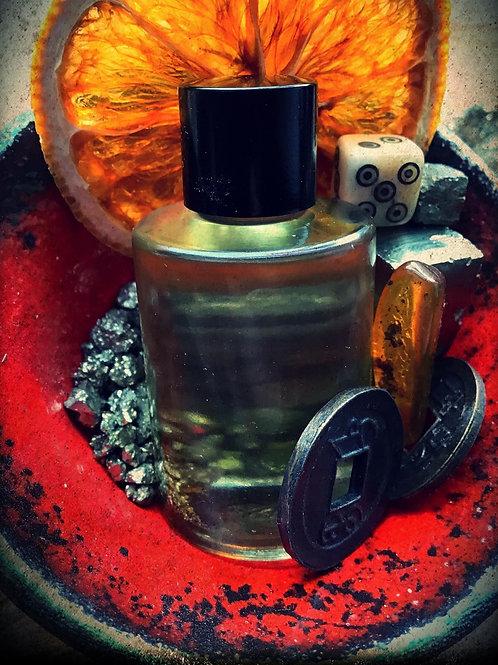 Money Magick - Luck of the Blood - Original Money Spell Oil